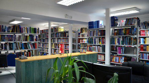 Biblioteka Univerziteta Singidunum