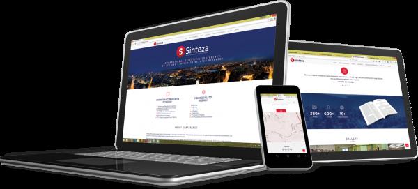 Sinteza 2016 - website