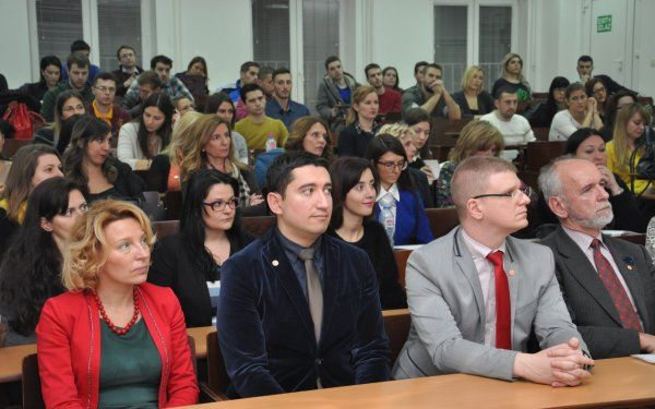 Održan svečani prijem nove generacije studenata na master studijama - slika 2