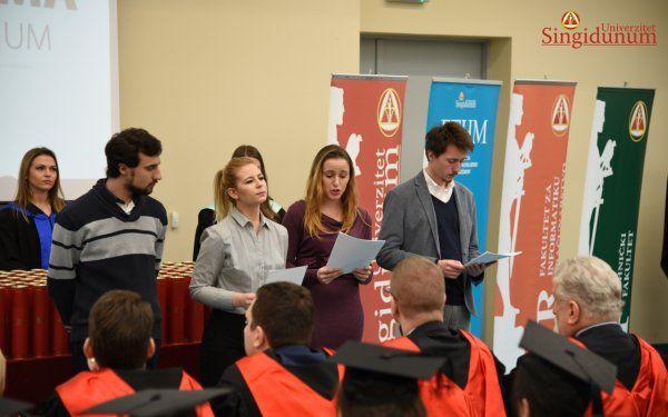 Svečana dodela diploma - slika 2