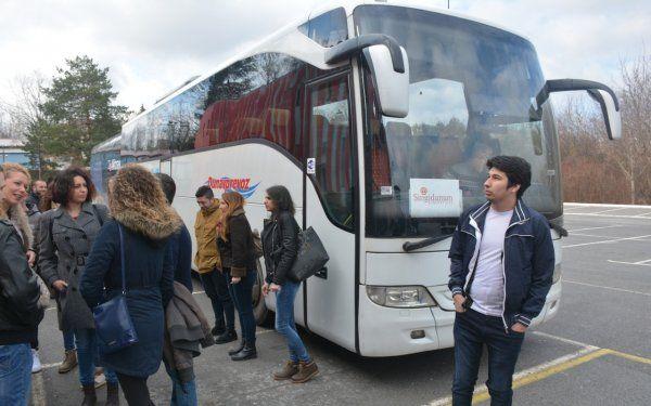 Centar Novi Sad u poseti Sajmu turizma u Beogradu - slika 2