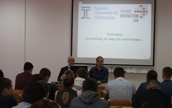 Gostovanje profesora sa Kiparskog tehnološkog univerziteta - 001