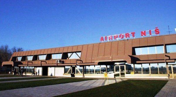 """Aerodrom """"Konstantin Veliki"""""""