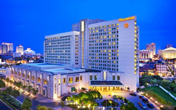 Sheraton Atlantic City Hotel