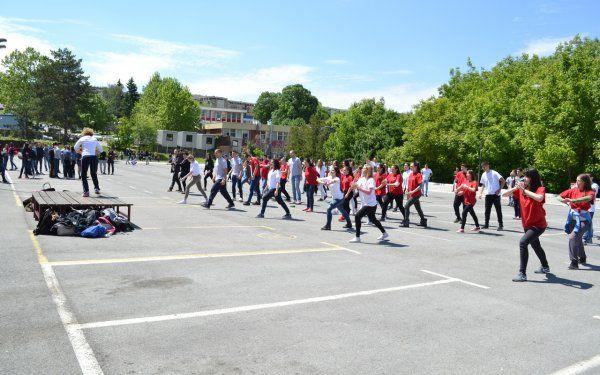 Dan sporta Univerziteta Singidunum 2017 - 006