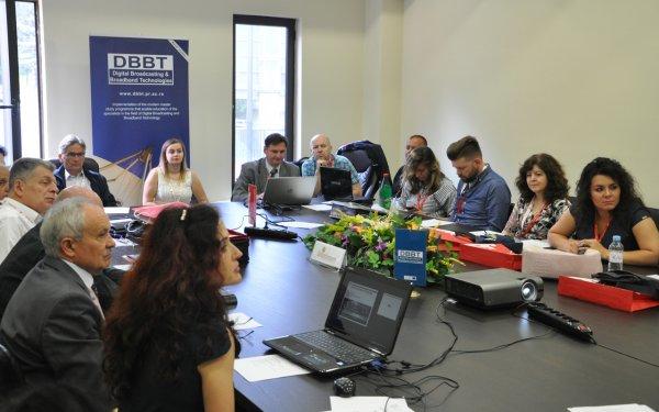 DBBT sastanak u Beogradu - Univerzitet Singidunum - 003