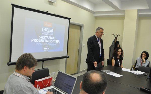 DBBT sastanak u Beogradu - Univerzitet Singidunum - 004