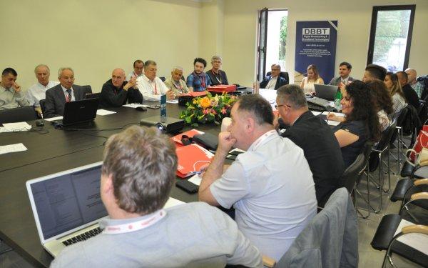 DBBT sastanak u Beogradu - Univerzitet Singidunum - 005
