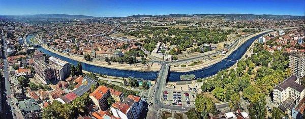 Panorama grada Niš