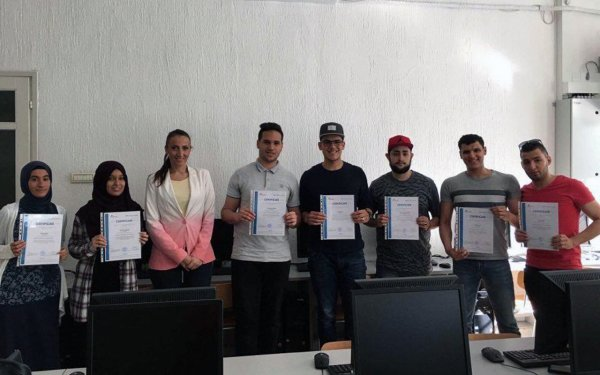 Dodela IBM sertifikata za strane studente