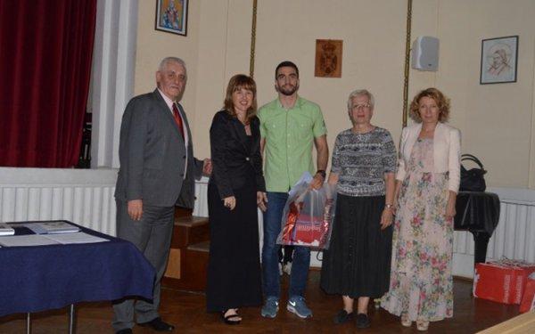 Zajednica ekonomskih škola dodela nagrada - 001