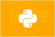 Python logo 192x128