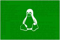 Tux (GNU/Linux) logo 192x128