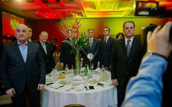 Nacionalna turisticka organizacija Crne Gore nagradila prof.dr Slobodana Unkovica - 2