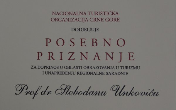 nagrada-prof-unkovic-cg