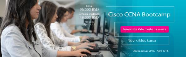Cisco prijava na kurs