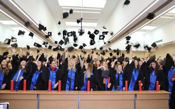 Održana svečana dodela diploma i sednica kolektiva Univerziteta Singidunum - 1