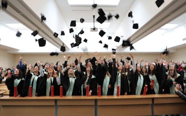 Održana svečana dodela diploma i sednica kolektiva Univerziteta Singidunum - 3