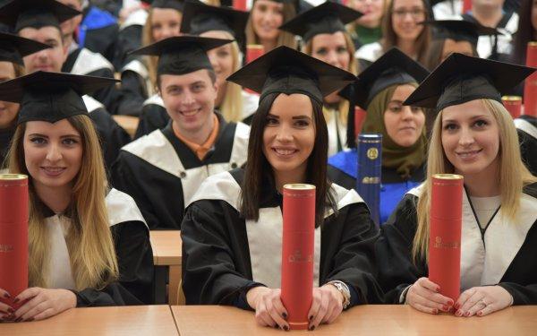 Održana svečana dodela diploma i sednica kolektiva Univerziteta Singidunum - 6